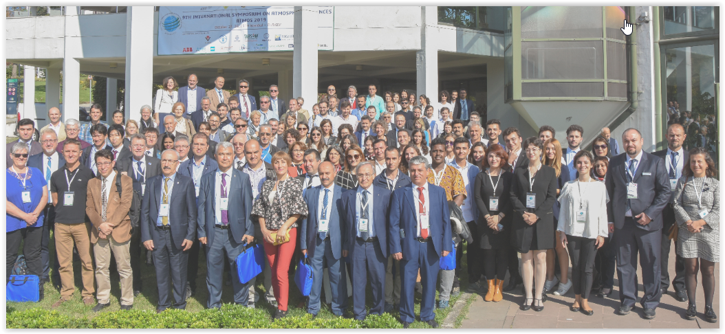 The Life Asti Project  at the 9th International Symposium on Atmospheric Sciences, ATMOS 2019