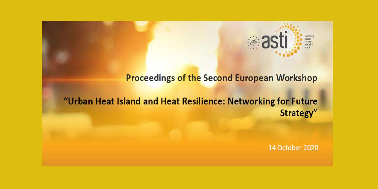 THE PROCEEDINGS OF THE 2ND WORKSHOP OF LIFE ASTI