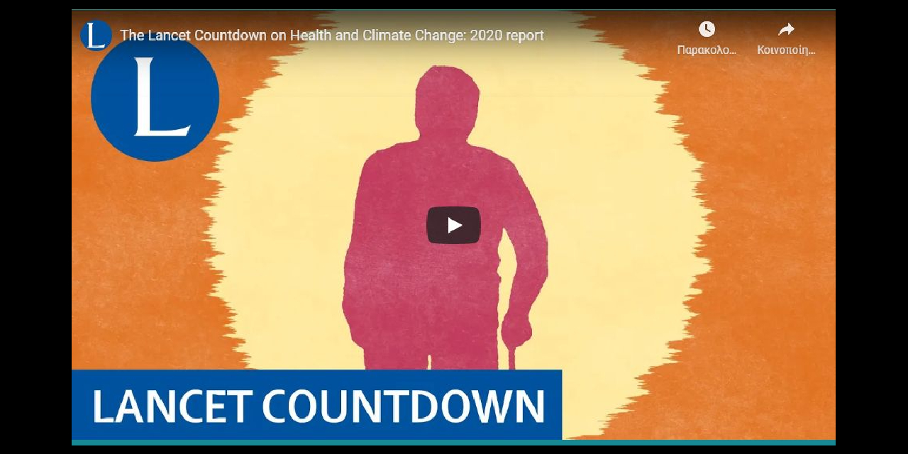 Lancet Countdown 2020: Health and Climate Change