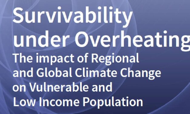 SPECIAL ISSUE: SURVIVABILITY UNDER OVERHEATING