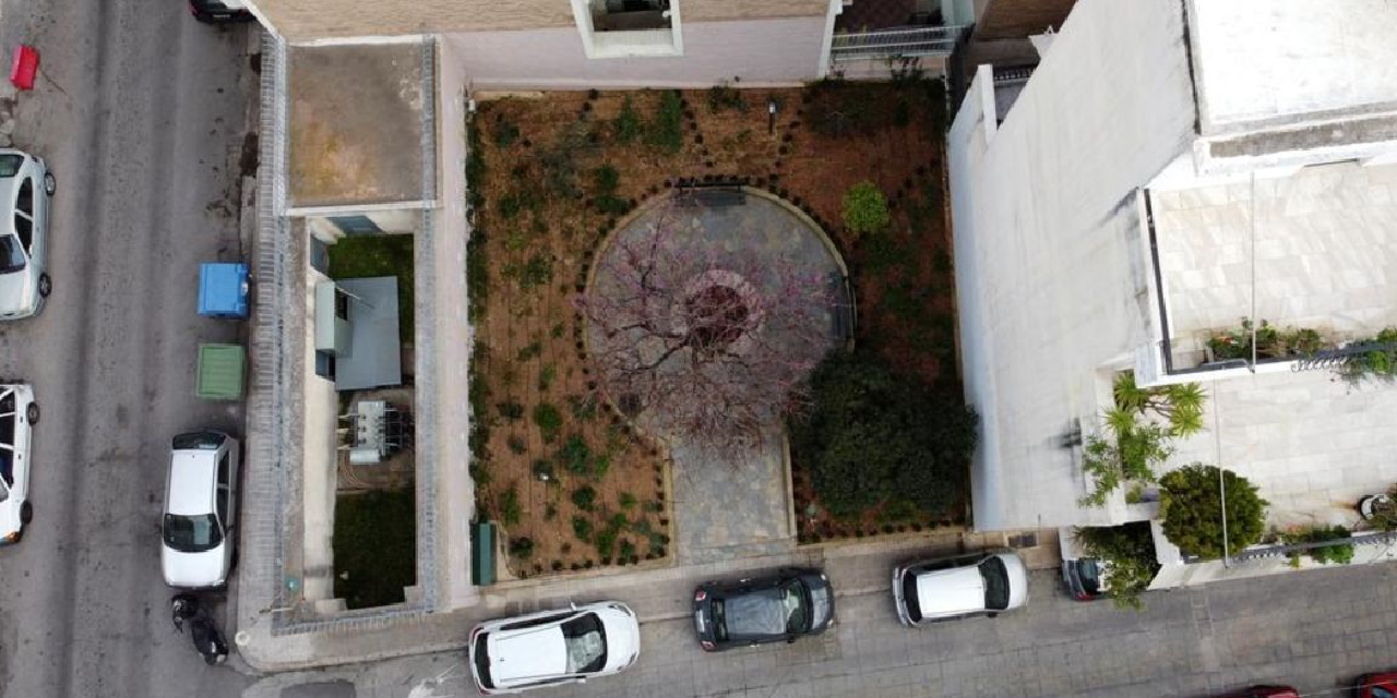 Tackling the UHI effect in Athens with pocket-sized parks