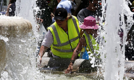 Climate Change responsible for one in three heat-related deaths