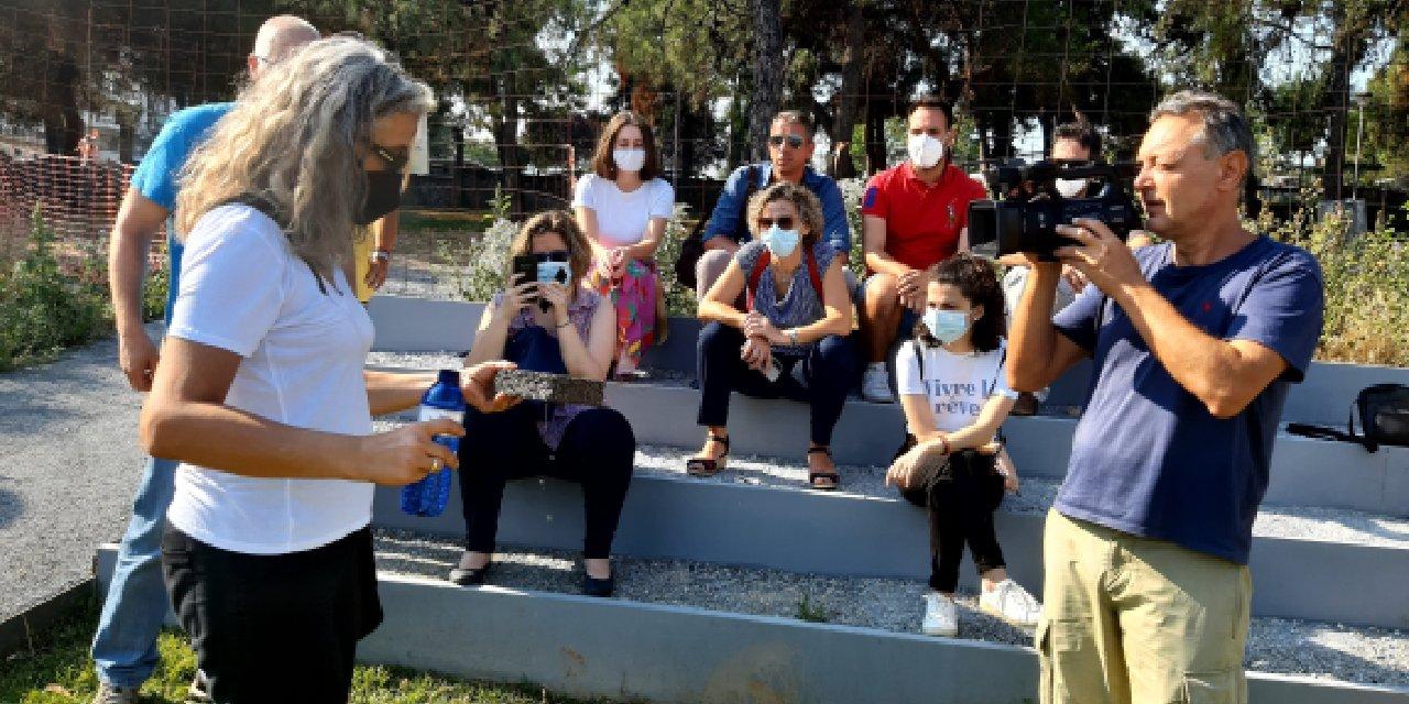 Εκπαιδευτική επίσκεψη του LIFE ASTI σε χώρο διαμόρφωσης πρασίνου