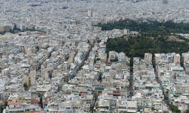 SUMMER 2021 AND HEAT WAVES IN ATHENS